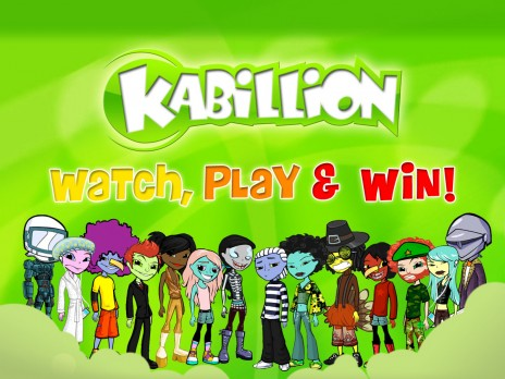 Kabillion is on Newgrounds!