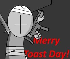 Merry Toast Day. =3