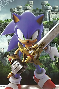I heard a new sonic game is coming out