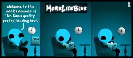 MoreLikeBlue: Poetry