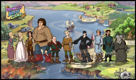The Princess Bride Game is Out Now!