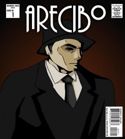 Arecibo comic