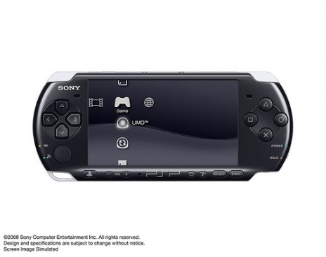 PSP-3000 officially announced