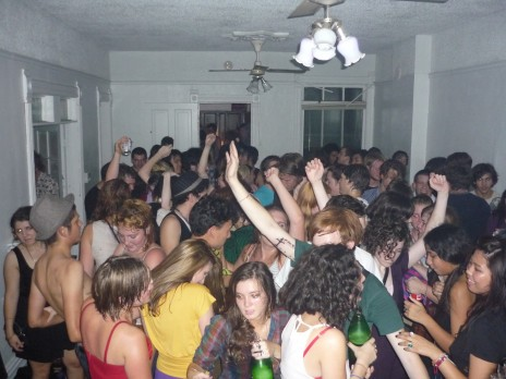 House Parties are the best.
