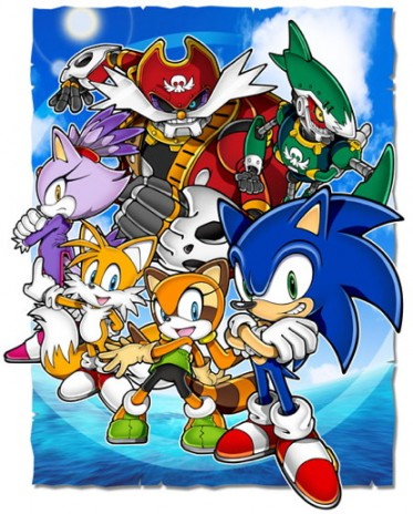 Sonic Characters