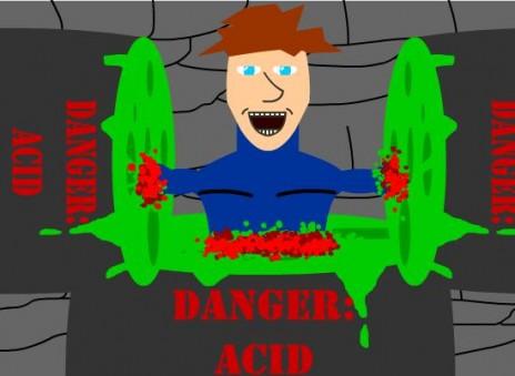 Acid Man : Loving Acid