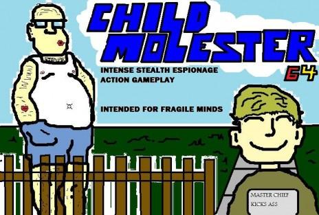 CHILD MOLESTER 64