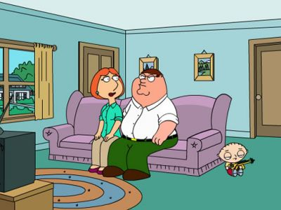 Family Guy: Peter Griffin meets MacFarlane