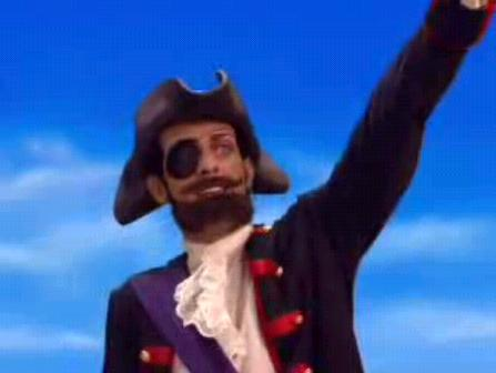 LAZYTOWN HOMOSEXUAL NAZI PIRATE ANAL PENETRATION CONSPIRACY