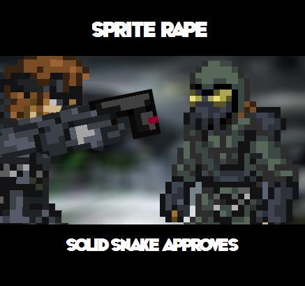 Sprite Rape