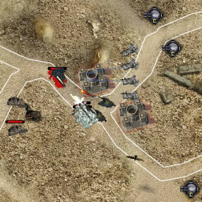 EF:Warfare Beta testing