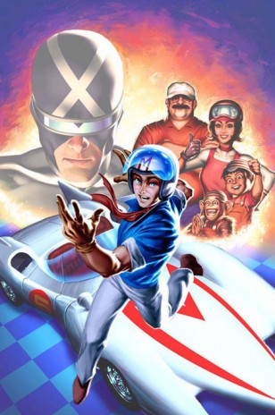 Go SpeedRacer.   Seriously Go Pick this up.