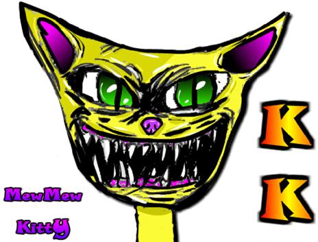Mew Mew Says: