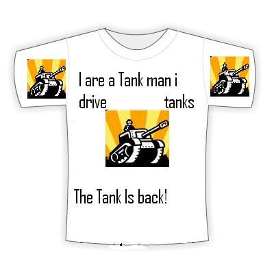 make ur ng t shirt