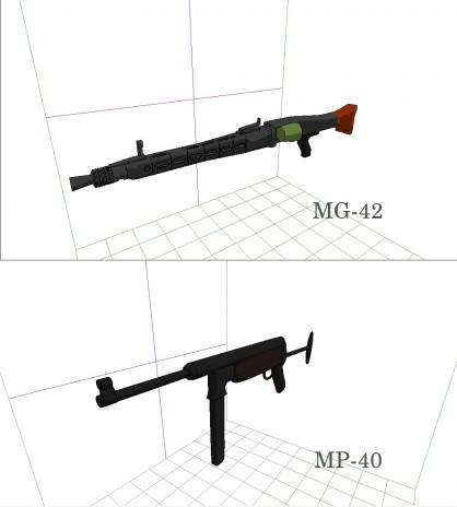 MG42 finished!