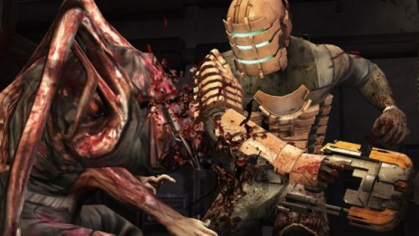 dead space....
