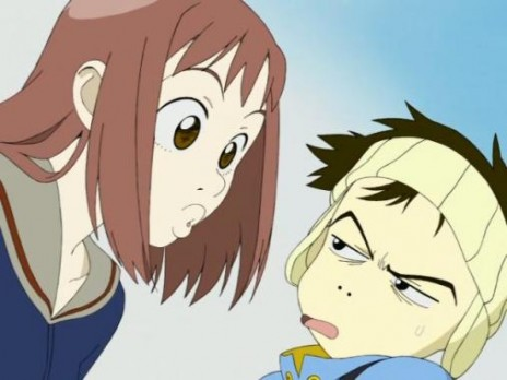 ANIME REVIEW: FOOLY COOLY (FLCL)