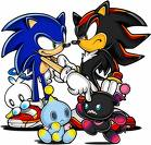 Sonic and Shadow: Death Match ep.1 is in progress