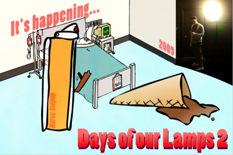 DAYS OF OUR LAMPS 2 - It's Happening