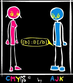 CMYK 1. webcomic
