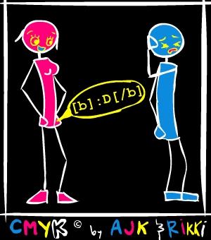 CMYK webcomic 2.
