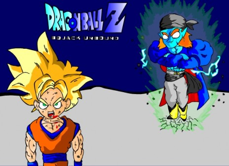 Dragonball Z (re-animated) : Bojack Unbound