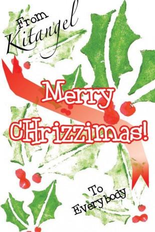 Merry Shiny-Chrizmass-Present-Day :D