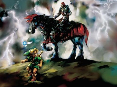 Big Zelda Project 95% done!!