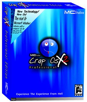 Crap Os X2 Update: 12/30/08, Webhost Stuff, New Years Resolutions