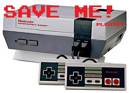 Save the NES!