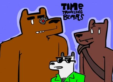 Time Bears, If ya Care.