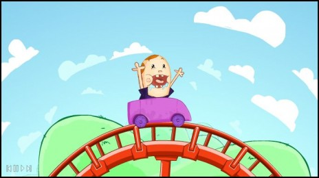 New Music Video out- Roller Coaster Junkie