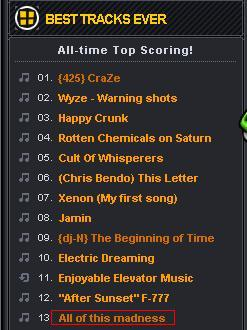 Audio Top 50!!!!!!!