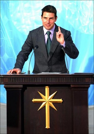 All things scientology