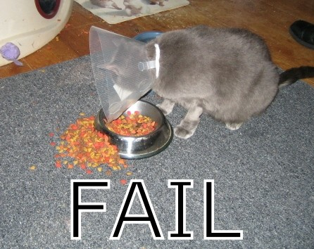 Epic Failure....
