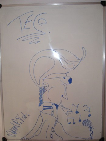 My Famous Art of Teco!