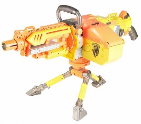 MAH GATLING GUN IZ ILLIN