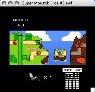 Super Moustik Bros World 1-3 release TODAY