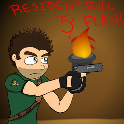Resident Evil 5 Flash!