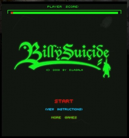 Billy Suicide for posterity