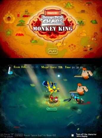 Monkey King! released!