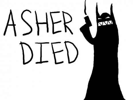 Asher Died: Collection 1