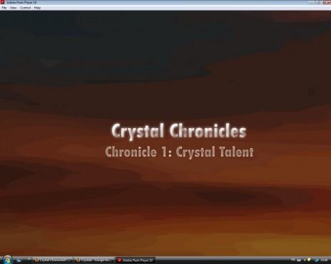 Crystal Chronicles!!!