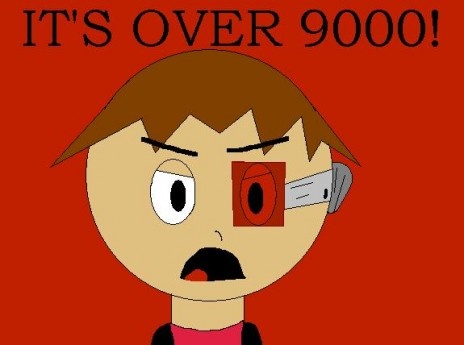 PJ, WHAT DOES THE SCOUTER SAY ABOUT RICCYS NEWGROUNDS LEVEL?