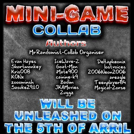 Mini-game collab!