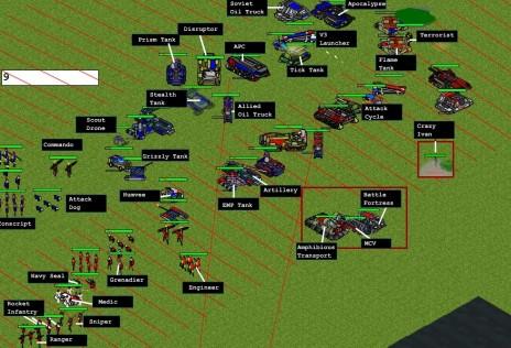 New Flash RTS Update 4(AI)