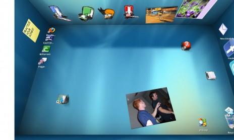 Kumar and an awesome desktop!