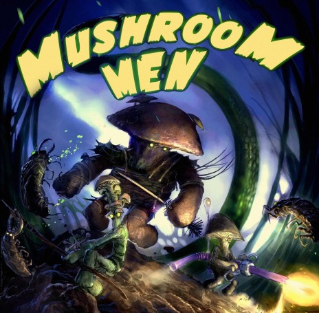 GAME REVIEW Mushroom Men: Spore wars for the Wii