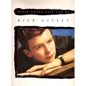RECORD RICK ROLL