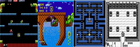 Originals, Which Was The Best: Mario Bros, Sonic The Hedgehog, Pac-Man, Legend Of Zelda?